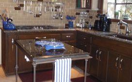 Beth Ayer Design custom kitchen elements