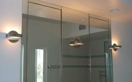Beth Ayer Design lighting for renovated bath